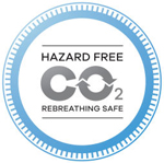 CO2 re-breathing safe