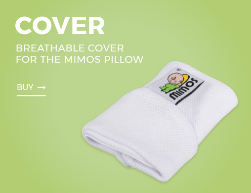 Buy breathable cover for the mimos pillow